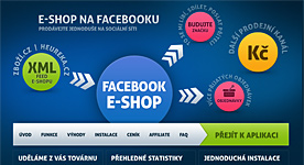 E-commerce Facebook Application